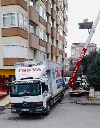 Evden Eve Nakliyat Istanbul Truva Nakliyat 444 9 761